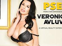 Veronica Avluv  Ryan Driller in NaughtyAmericaVR