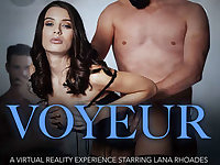 VOYEUR featuring Lana Rhoades