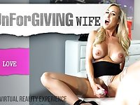 Brandi Love in My UnForgiving wife - VRBangers