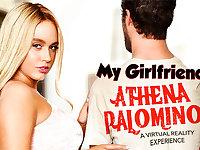 My Girlfriend: Athena Palomino - NaughtyAmericaVR