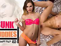Sydney Cole in Bunk Buddies - WankzVR