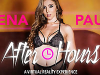 After Hours featuring Lena Paul - NaughtyAmericaVR
