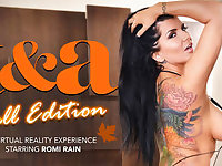 TA - Fall Edition featuring Romi Rain