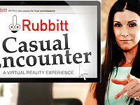 Rubbitt Casual Encounter VR Porn Starring India Summer - NaughtyAmericaVR