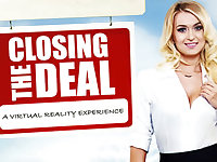 Closing the Deal - VR Porn starring Natalia Starr - NaughtyAmericaVR