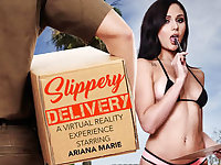 Slippery Delivery featuring Ariana Marie - NaughtyAmericaVR