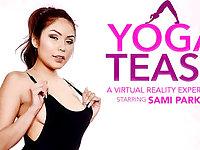 Yoga Tease starring Sami Parker