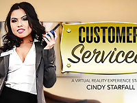 Cuser Serviced - featuring Cindy Starfall